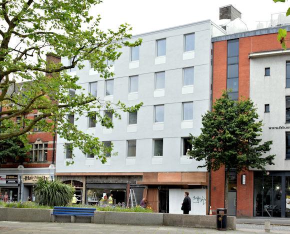 Mark Royal House, Belfast (August 2015)