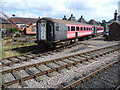 TF9913 : Old carriages at Dereham station by Marathon