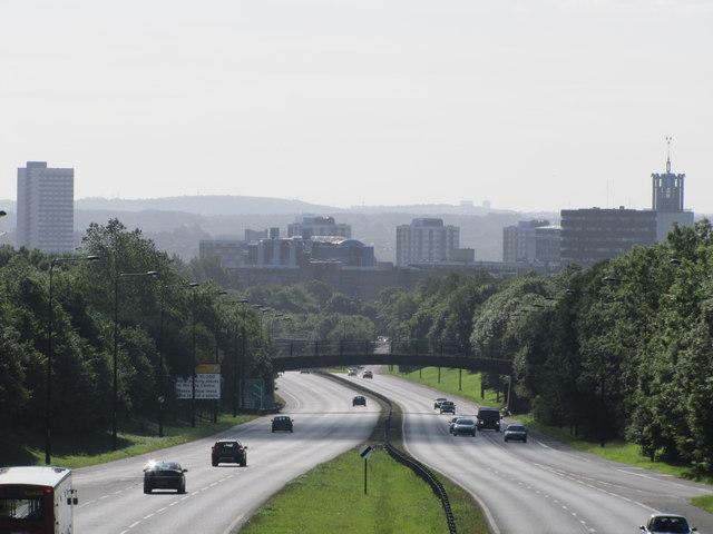 The City of Newcastle upon Tyne