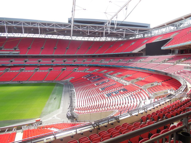 West Stand - Wembley Stadium