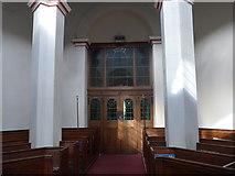 SK2375 : Inside St Martin, Stoney Middleton (v) by Basher Eyre