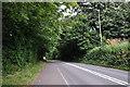 SX9895 : East Devon : The B3181 by Lewis Clarke