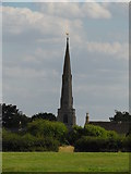 TF1505 : Spire of St.Benedict's Church, Glinton by Paul Bryan