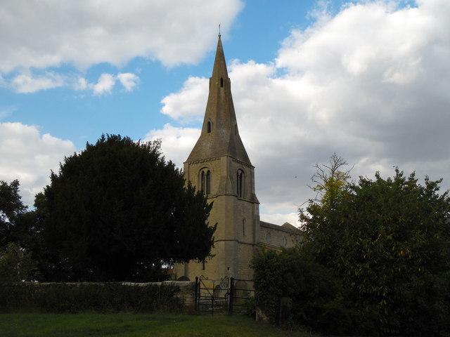 St. Stephen's Church, Etton
