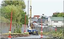 J3674 : Connswater path works, Belfast (August 2015) by Albert Bridge