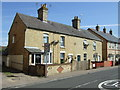 TL1438 : Houses on Clifton Road, Shefford by JThomas