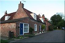 TF4567 : Church Lane, Candlesby by Chris