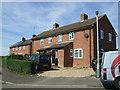 TL1035 : Houses on Parkside, Upper Gravenhurst by JThomas
