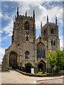 TF6119 : St Margaret's Church, King's Lynn Minster by David Dixon