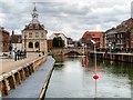 TF6120 : King's Lynn, The Purfleet by David Dixon