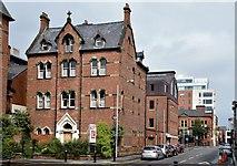 J3473 : Former St Joseph's convent, Belfast - August 2015(1) by Albert Bridge