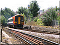 SX9192 : The Exeter incline by Stephen Craven