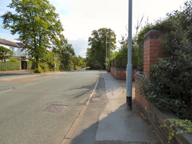 Compstall Road C Gerald England Cc By Sa 20 Geograph Britain And