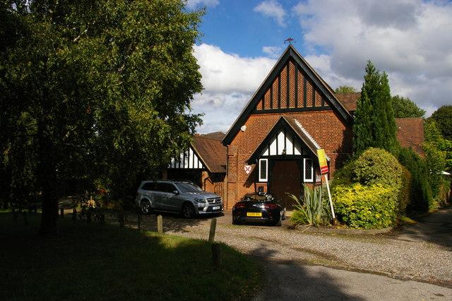 Former church of St Audrey, Commonside, Keston