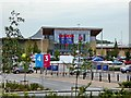 TF6218 : Tesco Extra, Campbells Meadow Retail Park by David Dixon