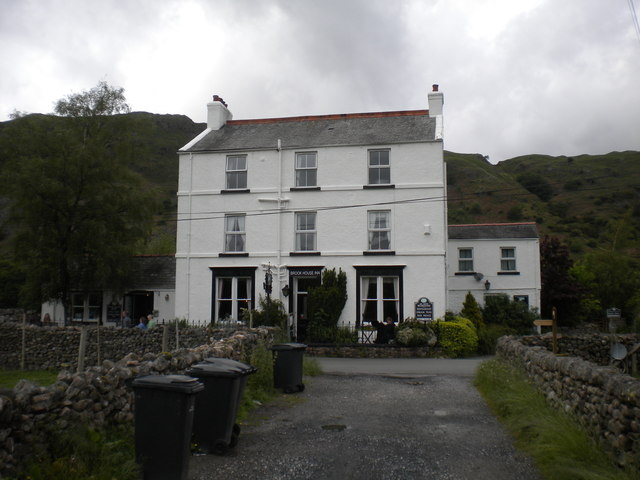 Brook House Inn, Boot
