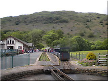 NY1700 : Dalegarth railway station by Richard Vince