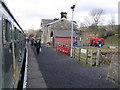 SE0491 : Redmire station by Stephen Craven