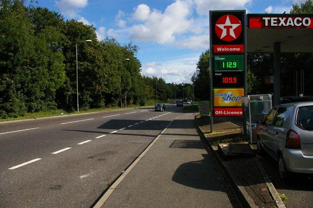 Farnborough Way, A21