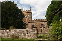 ST5707 : St Osmund's Church, Melbury Osmond by Becky Williamson