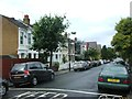 TQ3375 : Copleston Road, East Dulwich by Chris Whippet
