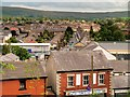 SD7441 : Clitheroe, from Castle Hill by David Dixon