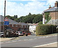 SZ5881 : Unsuitable route for heavy goods vehicles, Shanklin by Jaggery
