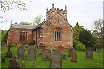 NY6819 : St Michael's Church - now a private residence by Roger Templeman