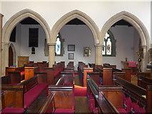 SK2572 : Inside St Anne, Baslow (I) by Basher Eyre