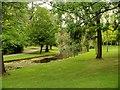 SJ3787 : Lower Jordan, Sefton Park, Liverpool by David Dixon
