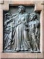 SJ3788 : Samuel Smith Obelisk Detail (3) by David Dixon