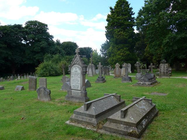 St Katherine, Rowsley: churchyard (vi)