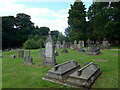 SK2566 : St Katherine, Rowsley: churchyard (vi) by Basher Eyre