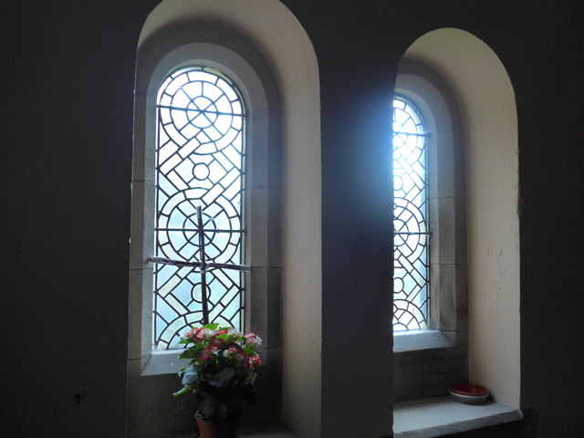 Inside St Katherine, Rowsley (a)