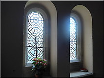 SK2566 : Inside St Katherine, Rowsley (a) by Basher Eyre