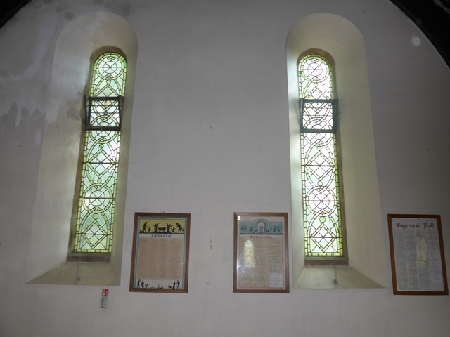 Inside St Katherine, Rowsley (b)