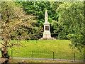 SJ3787 : Sefton Park, William Rathbone Statue by David Dixon
