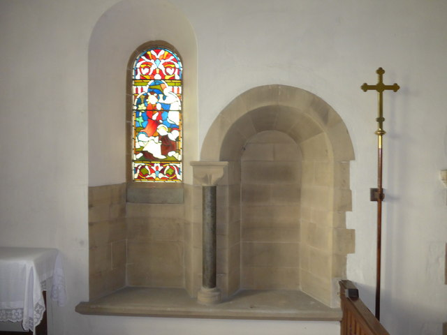 Inside St Katherine, Rowsley (h)