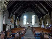 SK2566 : Inside St Katherine, Rowsley (j) by Basher Eyre