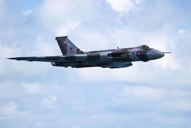 Bournemouth Air Festival 2015 - the Avro Vulcan, the final farewell