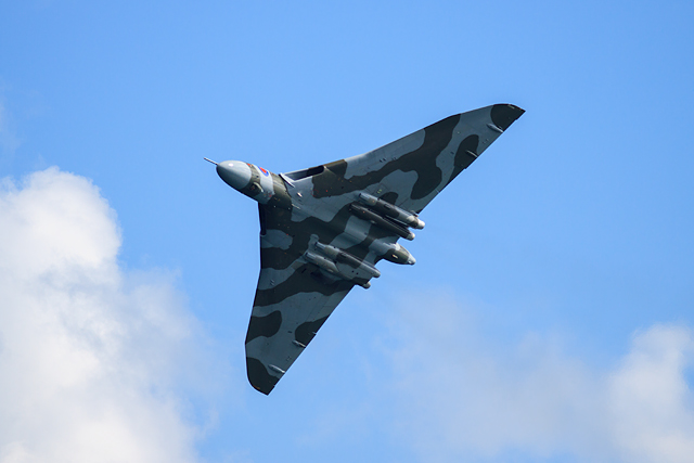 Bournemouth Air Festival 2015 - the Avro Vulcan, the final farewell