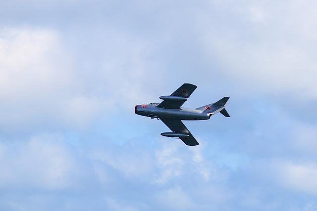 Bournemouth Air Festival 2015 - MiG-15