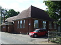 TL1639 : Church Hall, Clifton by JThomas
