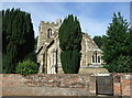 TL1639 : All Saints Church, Clifton by JThomas