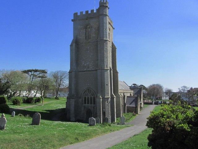 Burnham on Sea - St Andrew's Church