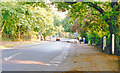 TQ3371 : Dulwich, College Road 1989 by Ben Brooksbank