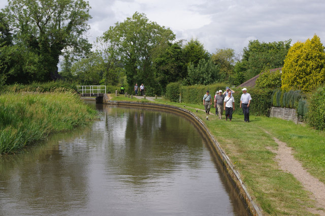 Drawbridge Farm Bridge, Stratford Canal