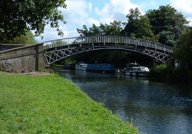 Gallows Bridge No 207 by Mat Fascione