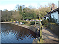 SP1097 : The Boathouse pub-restaurant overlooking Bracebridge Pool, Sutton Park by Robin Stott