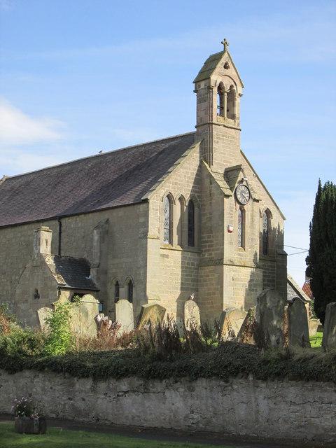 Cornhill-on-Tweed Parish Church